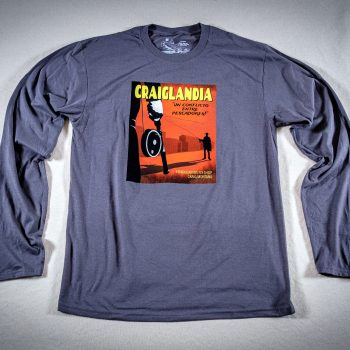 Headhunters Fly Shop New Craiglandia T Shirt