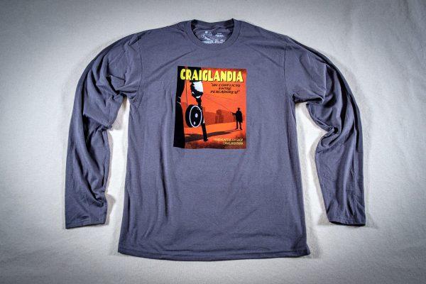Headhunters Fly Shop New Craiglandia T Shirt