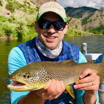 Monday June 24th Missouri River Fishing Report