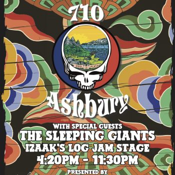 710 Ashbury July 6th Izaak's Log Jam