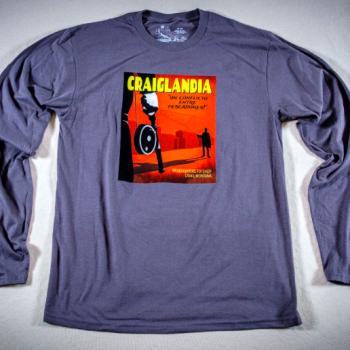 Craiglandia Gunfight T-Shirt