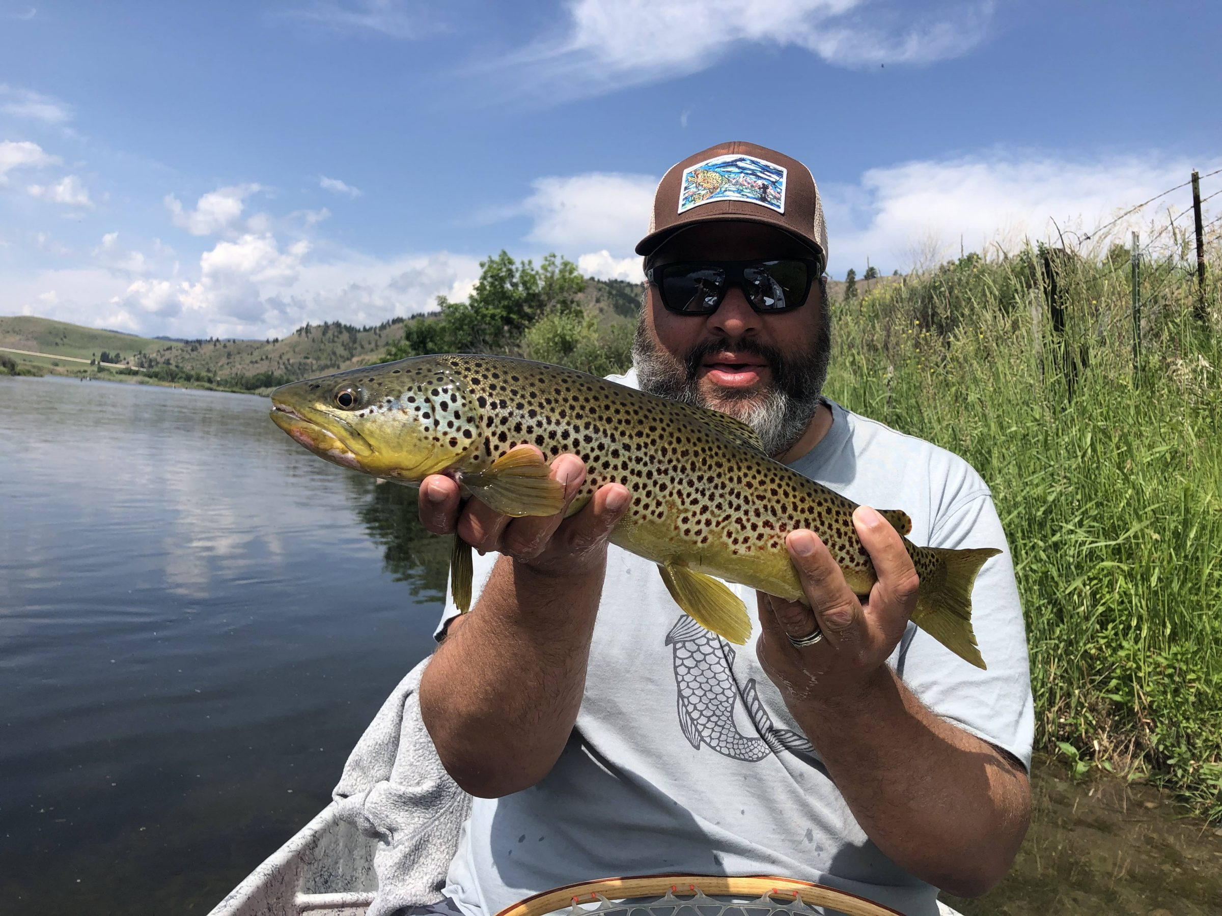 Headhunters Mo River Weekend Fishing Report