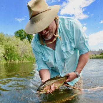 Monday July 15th Missouri River Fishing Report