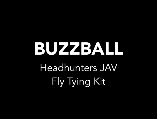 Buzzballs Fly Tying Just Add Vise
