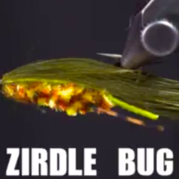Zirdle Bug Just Add Vise Tying Kit and Video