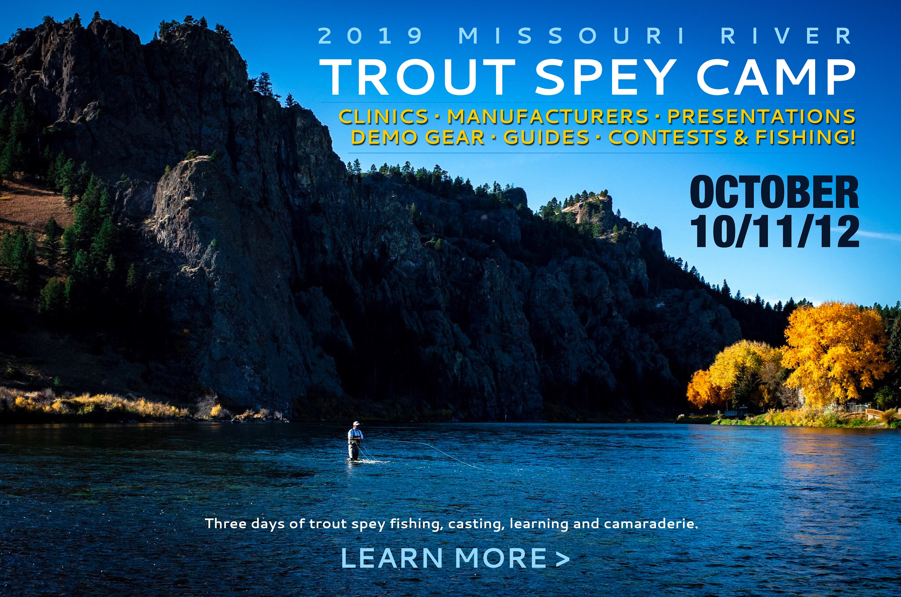 Trout Spey Clave