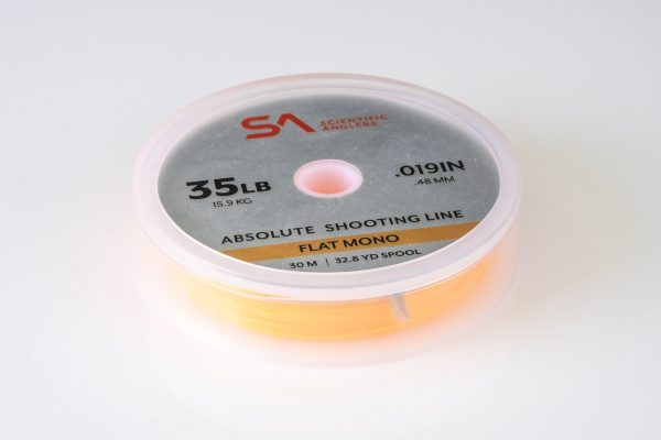 Spey mono shooting line