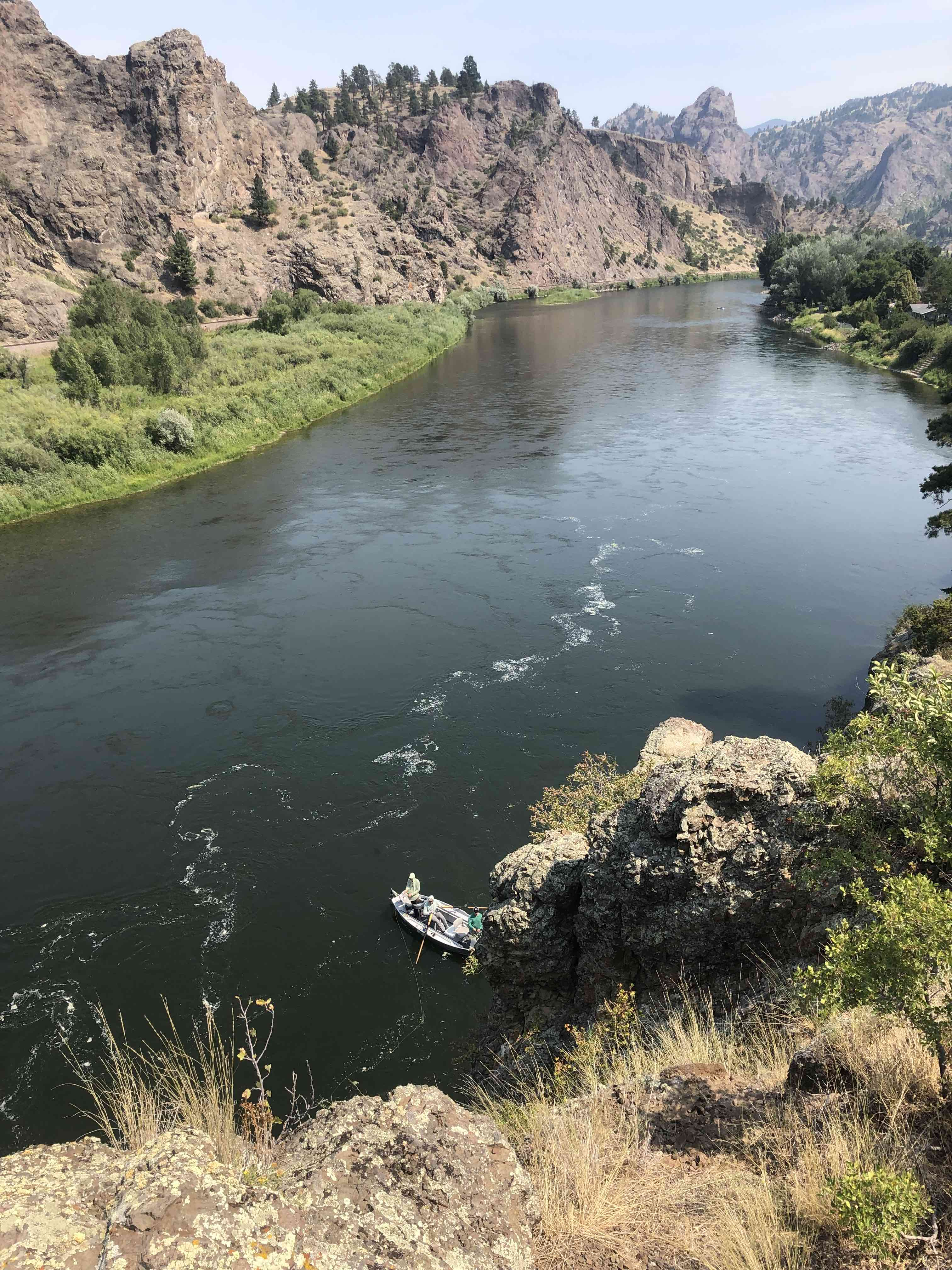Friday Fishing Report from Headhunters of Craig Montana