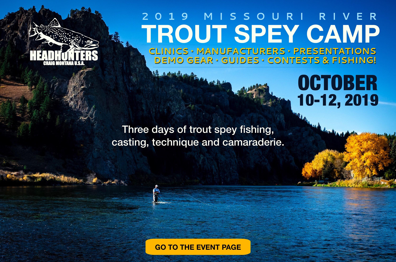 Missouri River Trout Spey Camp