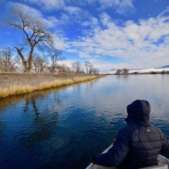 Monday Missouri River Fishing Report