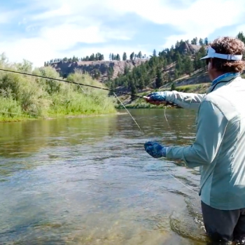 Headhunter Fly Line Video