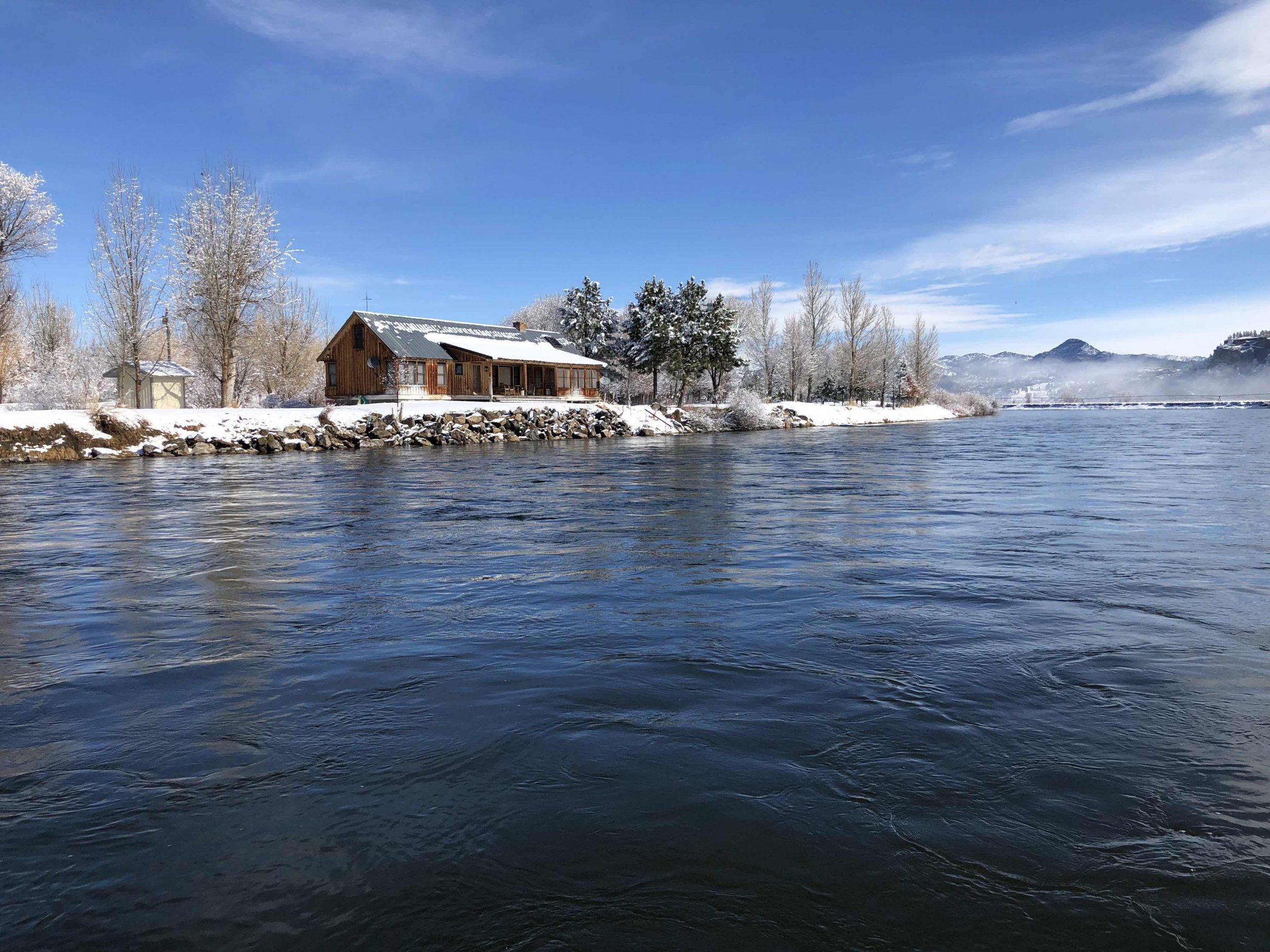Monday Morning November 4th Missouri River Fishing Report