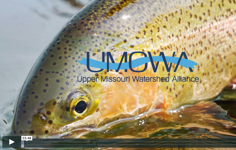 Upper Missouri River Watershed Alliance Video