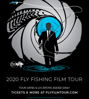 Fly Fishing Film Tour in Helena Tuesday Nite February 11th!