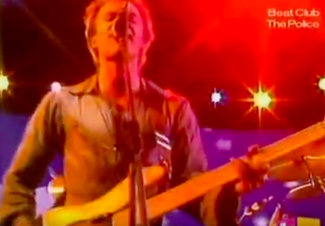 The Police Live at Beat Club 1978