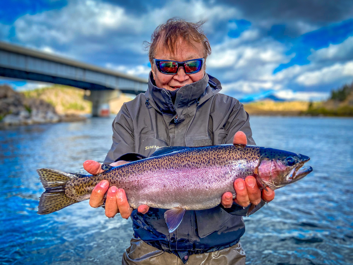 Montana Trout Spey Headhunters