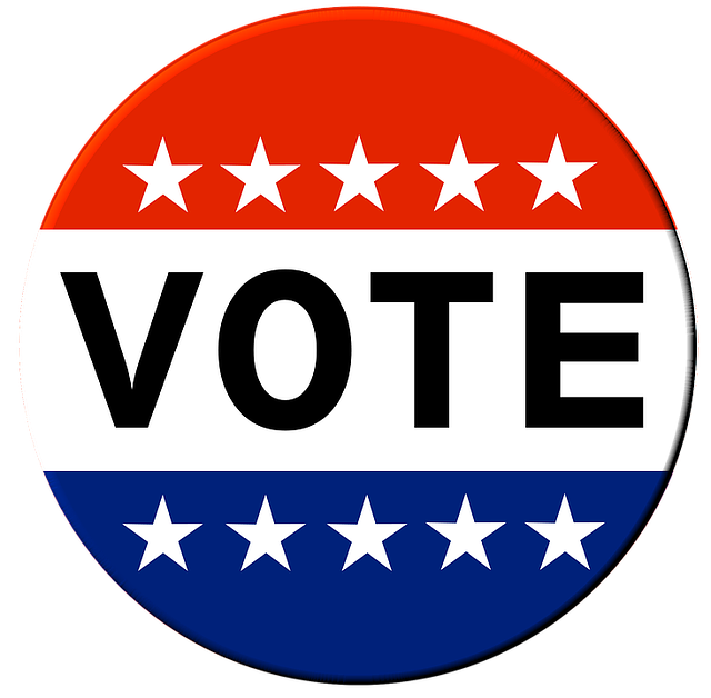 VOTE. Closed Tuesday November 3rd