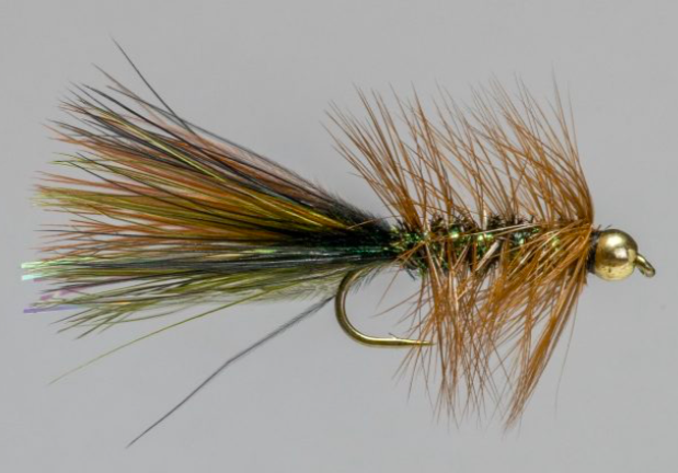 Dick's Top Ten Winter Swing Flies