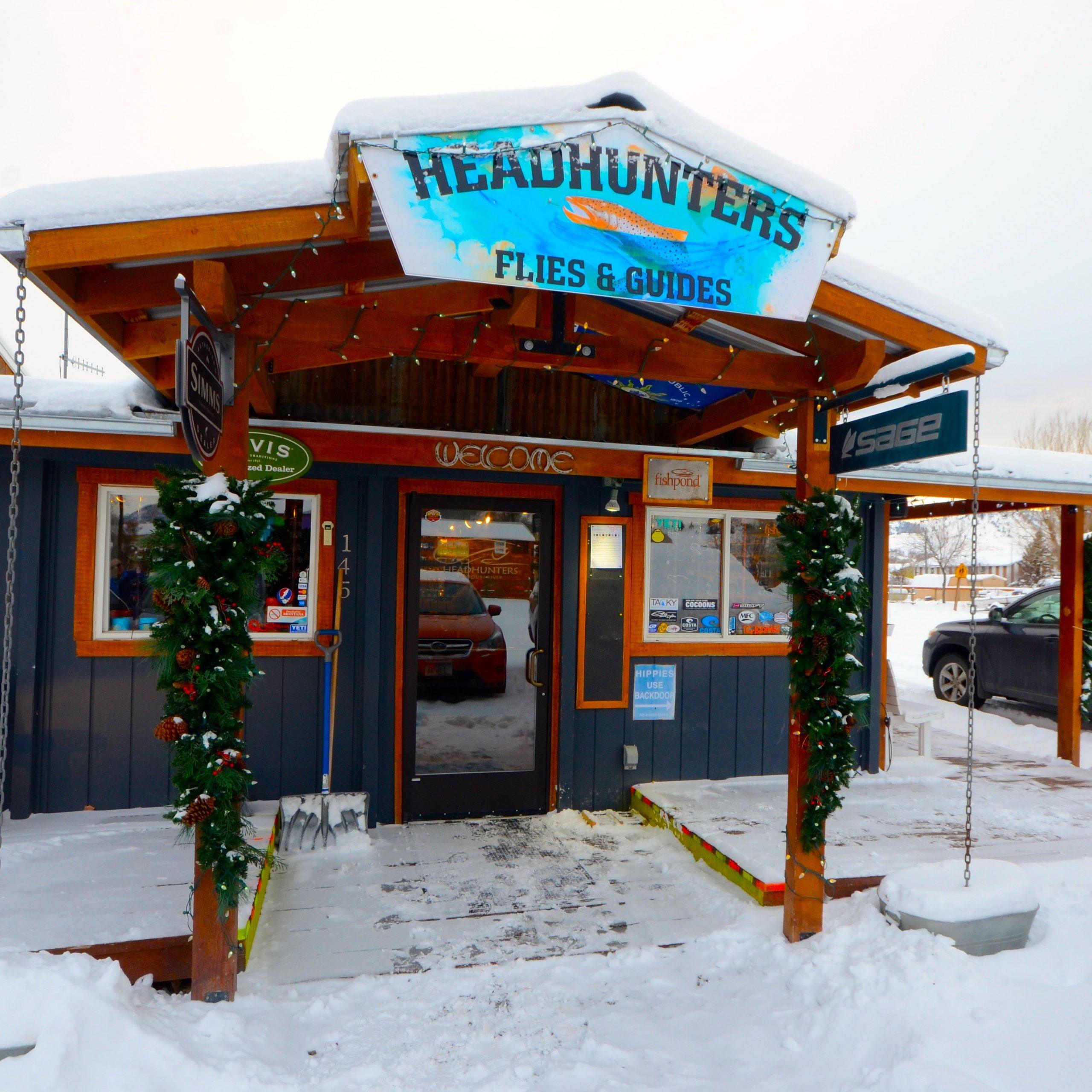 Headhunters Fly Shop Moving Forward