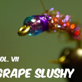 Grape Slushy Tying Video