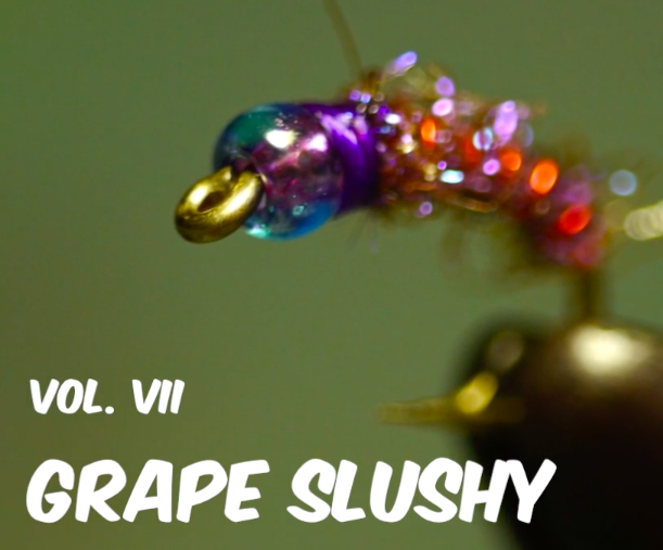 Grape Slushy Tying Video