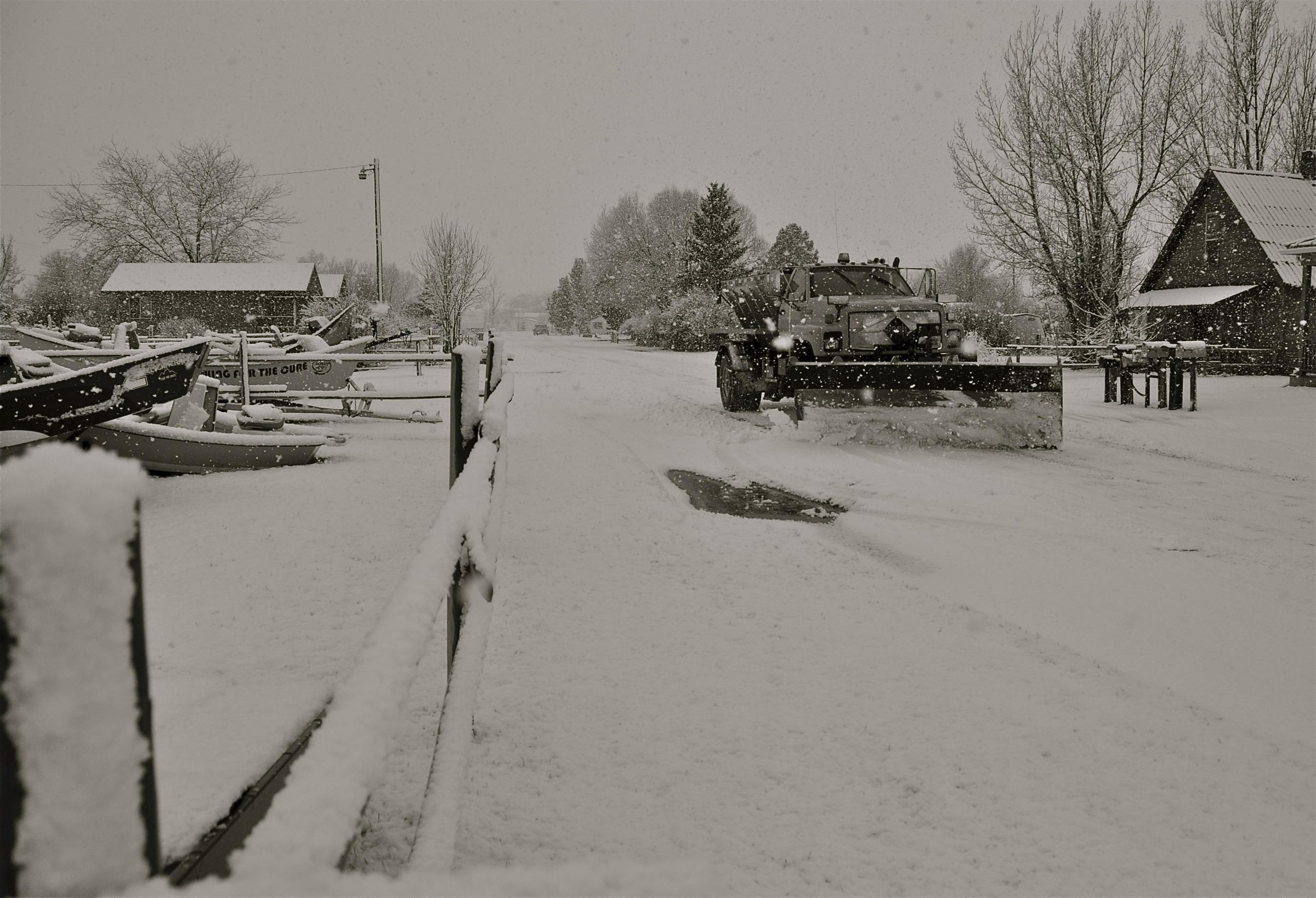 Snow Days Sunday, Monday, Tuesday...?