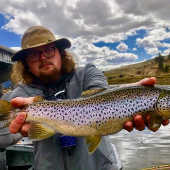Andy McEwen and his first week in Craig Montana