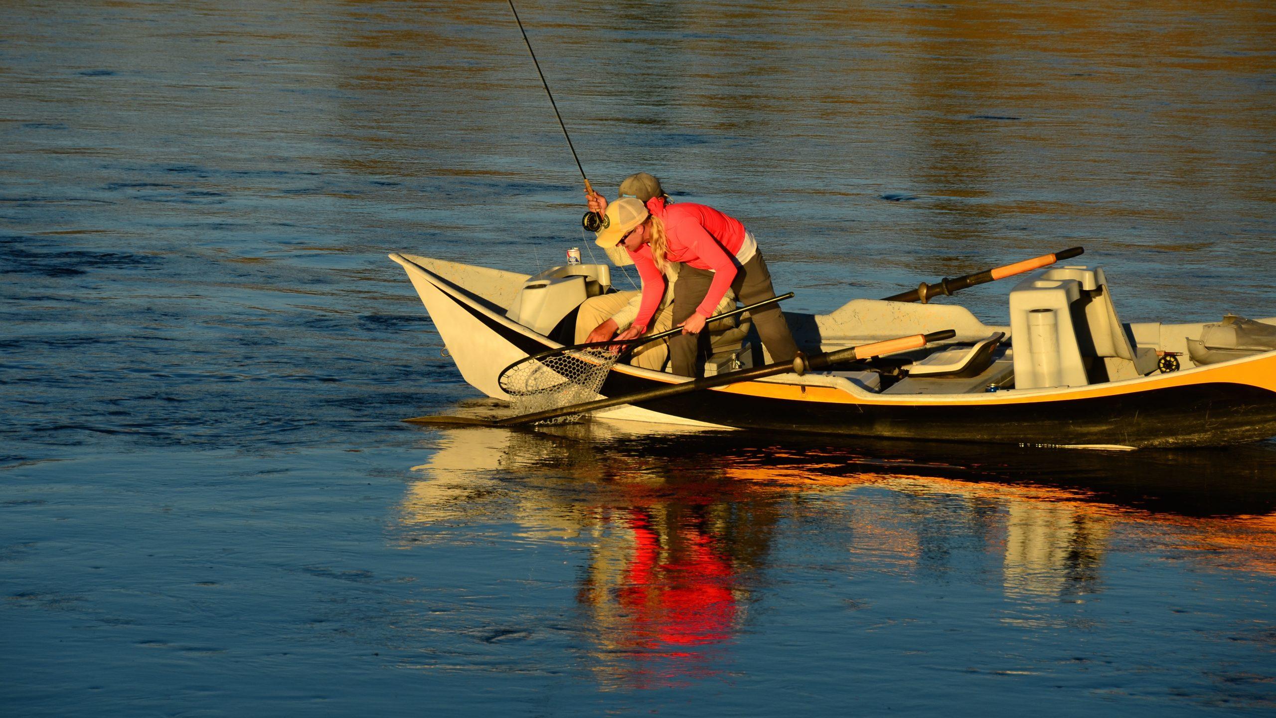 Monday July 5th Missouri River Fishing Report