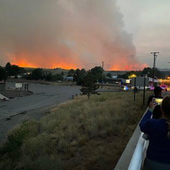 Craig Montana, Missouri River, Rock Creek Fire Update