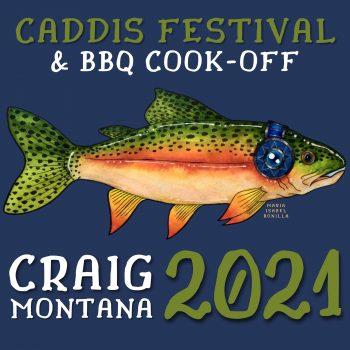 Craig Caddis Festival Saturday August 28th 3pm